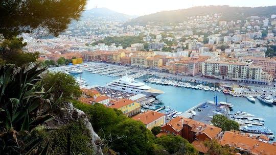 Частная эз и Монте-Карло тур из Ниццы и Вильфранш порты