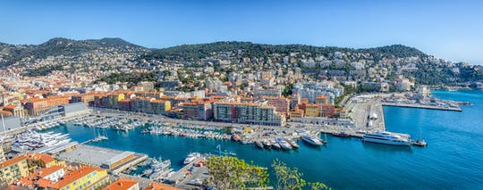 Private unusual Nice tour from Nice or Villefranche ports