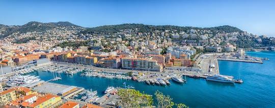Tour privato insolito di Nizza dai porti di Nizza o Villefranche
