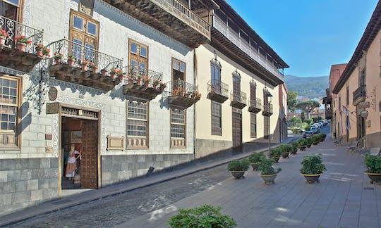 Bilhetes de entrada para a Casa-Museu de La Casa de Los Balcones