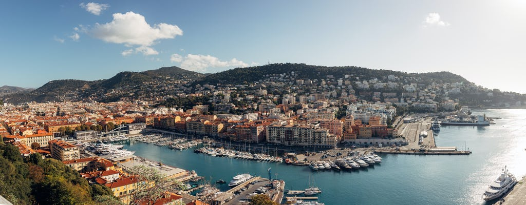 Private Eze and Monaco tour from Nice or Villefranche ports