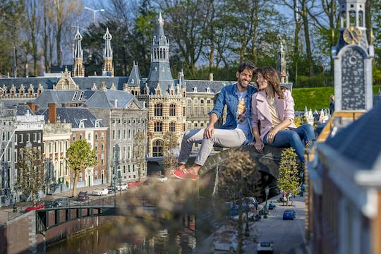 Madurodam skip-the-line entrance ticket