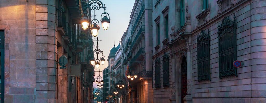 Tour a pie por el Barrio Gótico con degustación de pintxos
