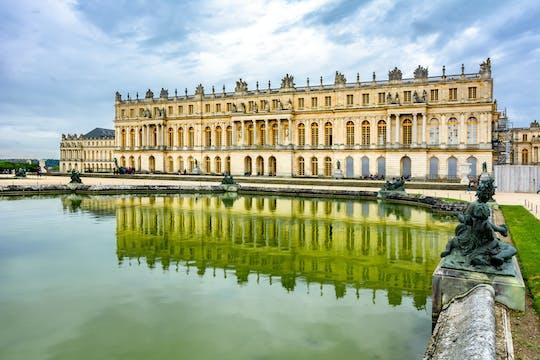 Visite en matinée du Château de Versailles et de ses jardins