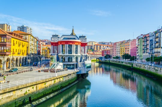 Visita al funicular de Artxanda y el Casco Viejo de Bilbao