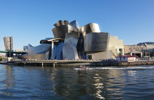 Visita al Museo Guggenheim de Bilbao
