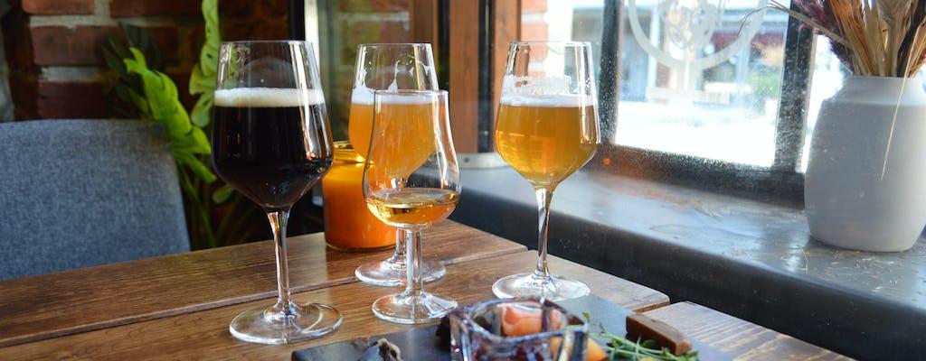 Тур в Осло пиво
