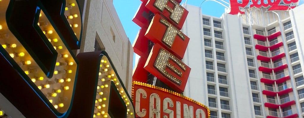Vergangenheit bis Gegenwart Downtown Las Vegas Tour