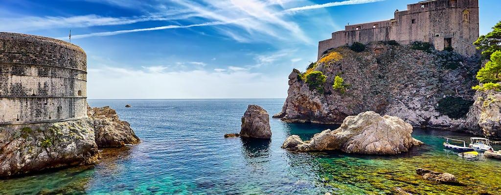 Tour de Game of Thrones por Dubrovnik com os Jardins Trsteno