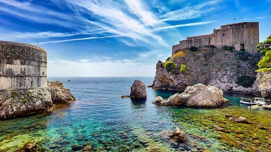 Visite de Game of Thrones à travers Dubrovnik avec les jardins de Trsteno
