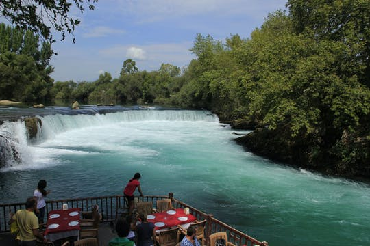 Manavgat River Cruise with Grand Bazaar from Antalya