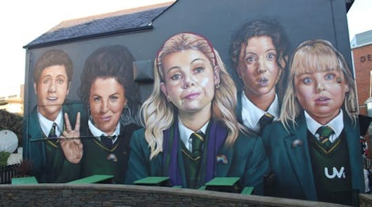 Derry Girls filming locations walking tour