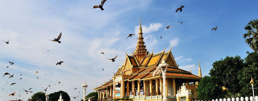 Full-day private tour of Phnom Penh