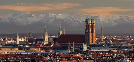 Rikscha-Tour zu 14 Münchner Kirchen