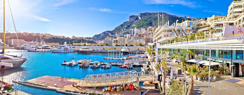 Privé-dagtrip naar de Provence vanuit de haven van Monaco