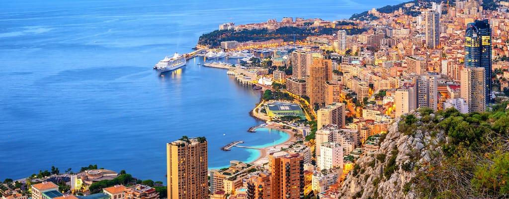 Tour privado de Eze e Mônaco saindo do porto de Mônaco