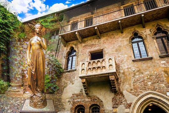 Tour a piedi di Romeo e Giulietta a Verona