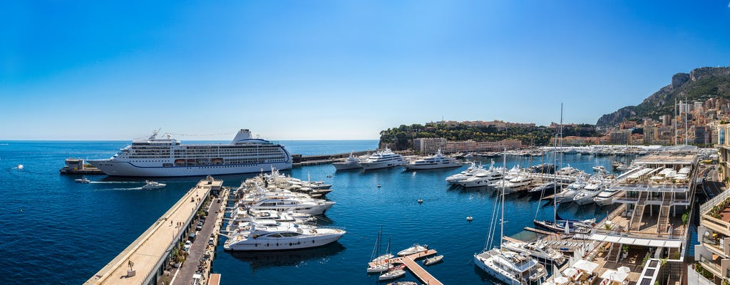 Private trip to Nice, St Paul de Vence & Cannes from Monaco port