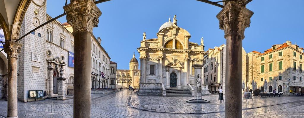 Geschiedenis van Dubrovnik versus fantasie van Game of Thrones-rondleiding