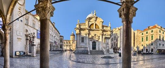 Tour guidato della storia di Dubrovnik vs fantasy of Game of Thrones