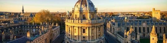 Tour guidato di Oxford e Cambridge da Londra