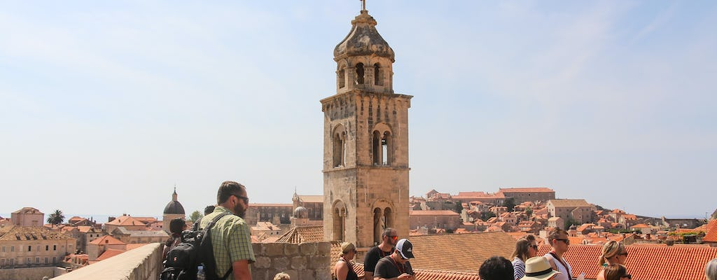 Dubrovnik all-in-one tour with cable car ride
