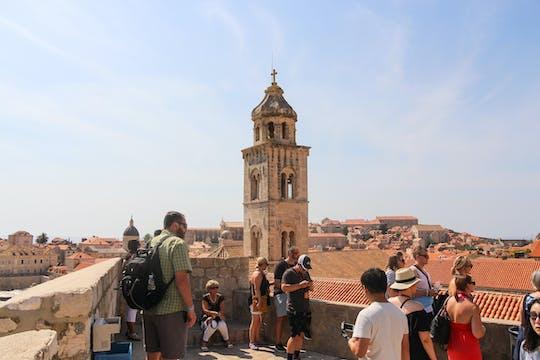 Tour all-in-one di Dubrovnik con giro in funivia