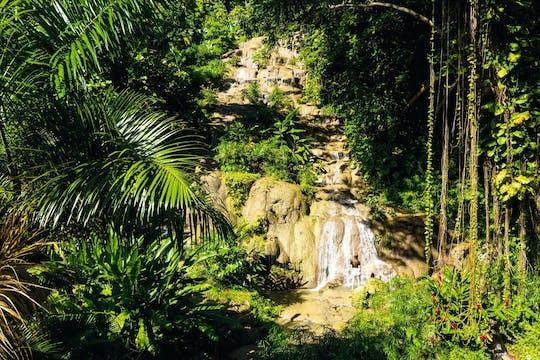 Wodospad Konoko i Blue Hole