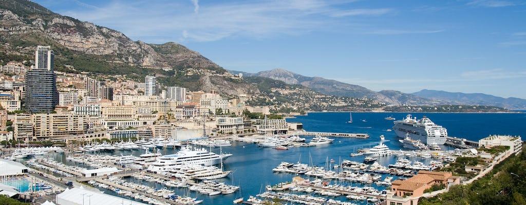 Частная полдня эз, тур в Монако из Порт Монако