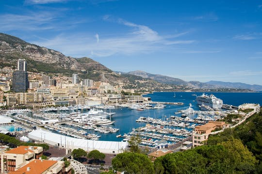 Private half-day Eze and Monaco tour from Monaco port
