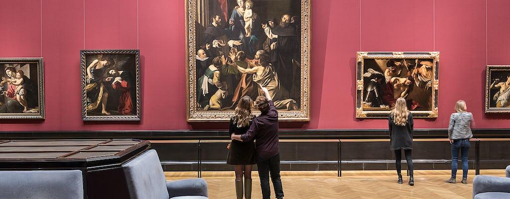 Bilhete combinado para o Museu de História da Arte e o Tesouro Imperial de Viena