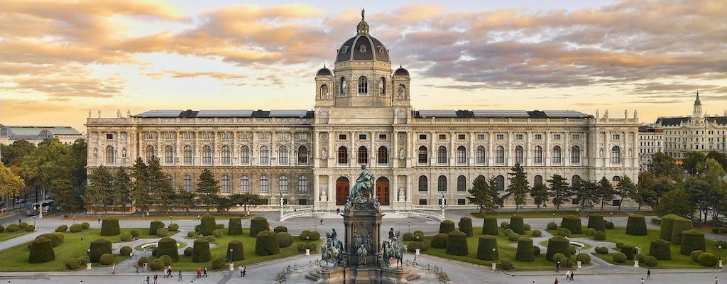 Billets pour le musée d'Histoire de l'art de Vienne