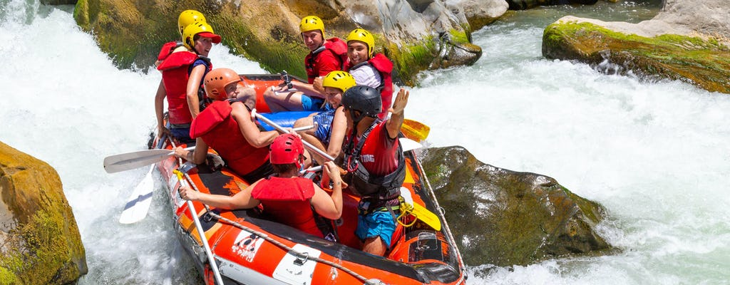 Yaque del Norte Whitewater Rafting Tour