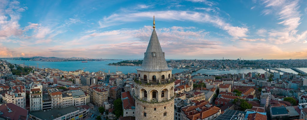 Galata Tower tickets and walking tour