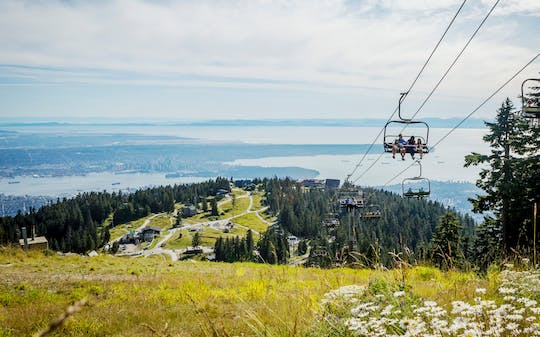 Grouse Mountain Sommer-Eintrittskarte