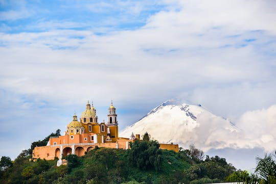 Puebla and Cholula private tour from Mexico City