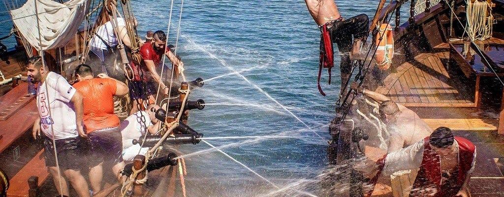 Pirates de Bulgarie (au départ de Varna)