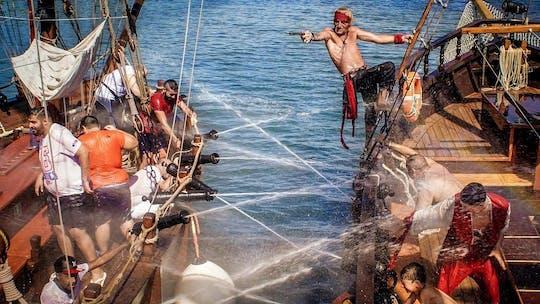 Pirates de Bulgarie au départ de Varna