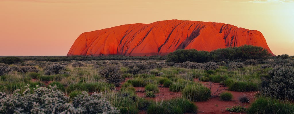 Uluru Sunset com churrasco