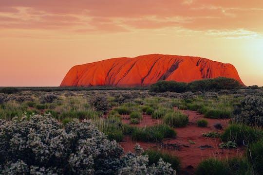 Uluru Sunset with BBQ