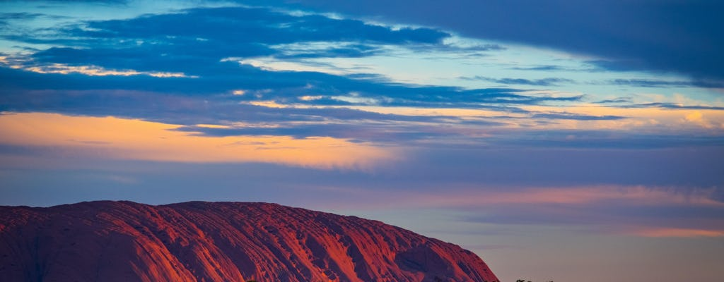 Uluru Sacred Sites and Sunset with BBQ