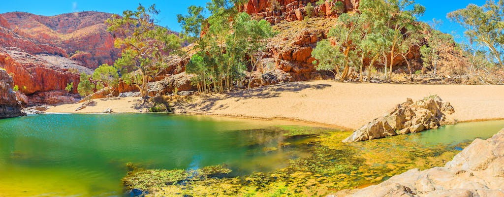 West MacDonnell Ranges half-day tour