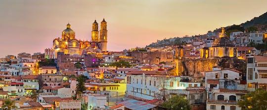 Prywatna wycieczka Taxco i Xochicalco z Mexico City