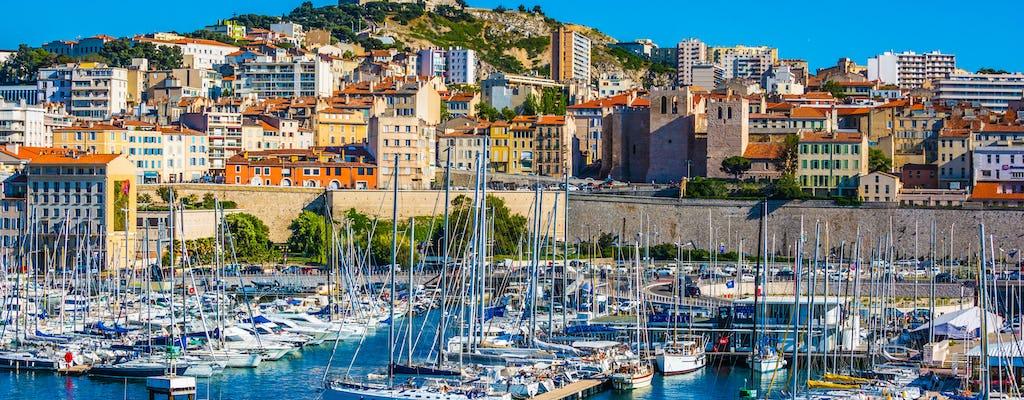 Tour in e-bike a Marsiglia