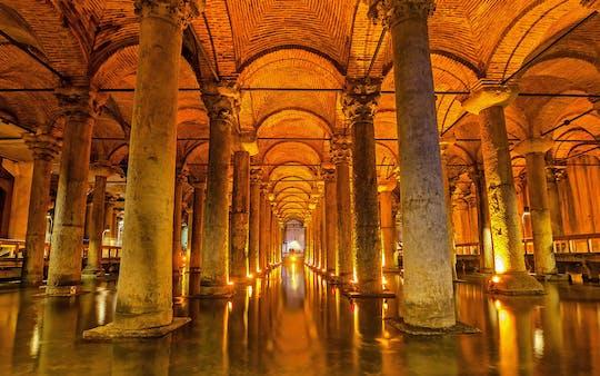 Basilica Cistern fast track tickets