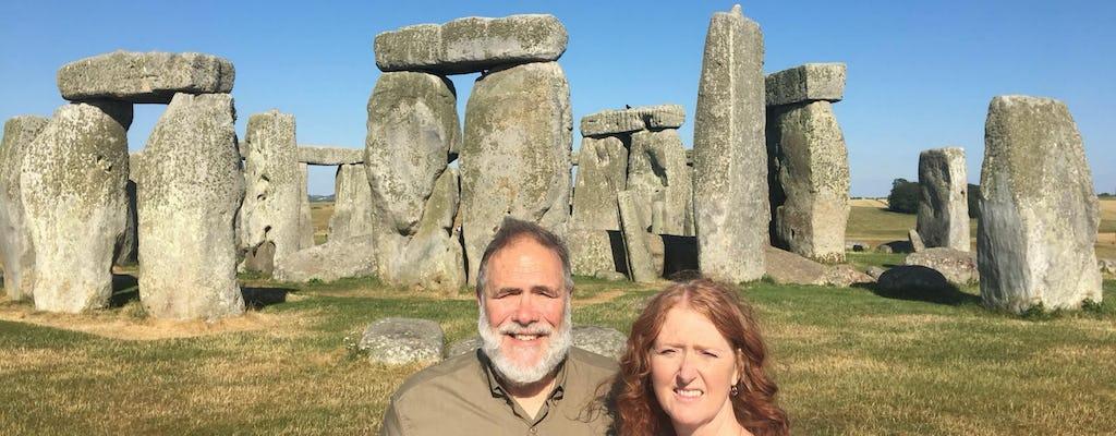 Gita giornaliera privata a Stonehenge e alla cattedrale di Salisbury