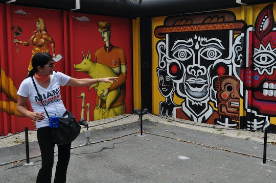 Wynwood food & art tour