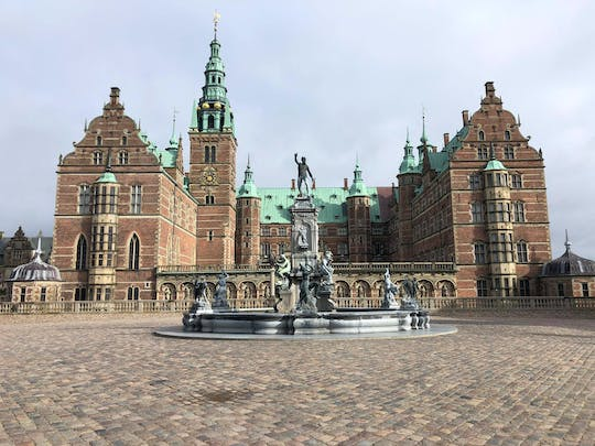 Tour privado Kings and Castles Copenhagen