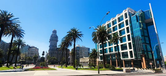 Full-day tour to Montevideo from Buenos Aires