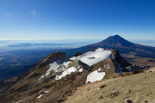 Iztaccihuatl Volcano private hiking tour